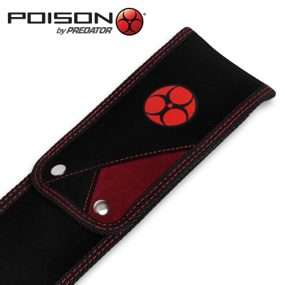 Кий Poison Anthrax² AX-3 2PC Пул 19oz